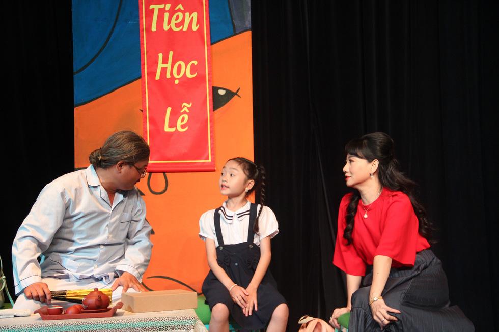 Mút chỉ mút cà tha được trao giải A, nghệ sĩ Ái Như nhận giải nữ diễn viên xuất sắc - Ảnh 6.