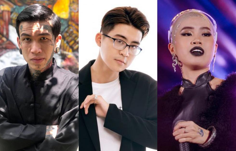Đề cử Cống hiến, Làn sóng xanh: Amee và Tùng Dương dẫn đầu, các rapper gây tranh luận - Ảnh 4.