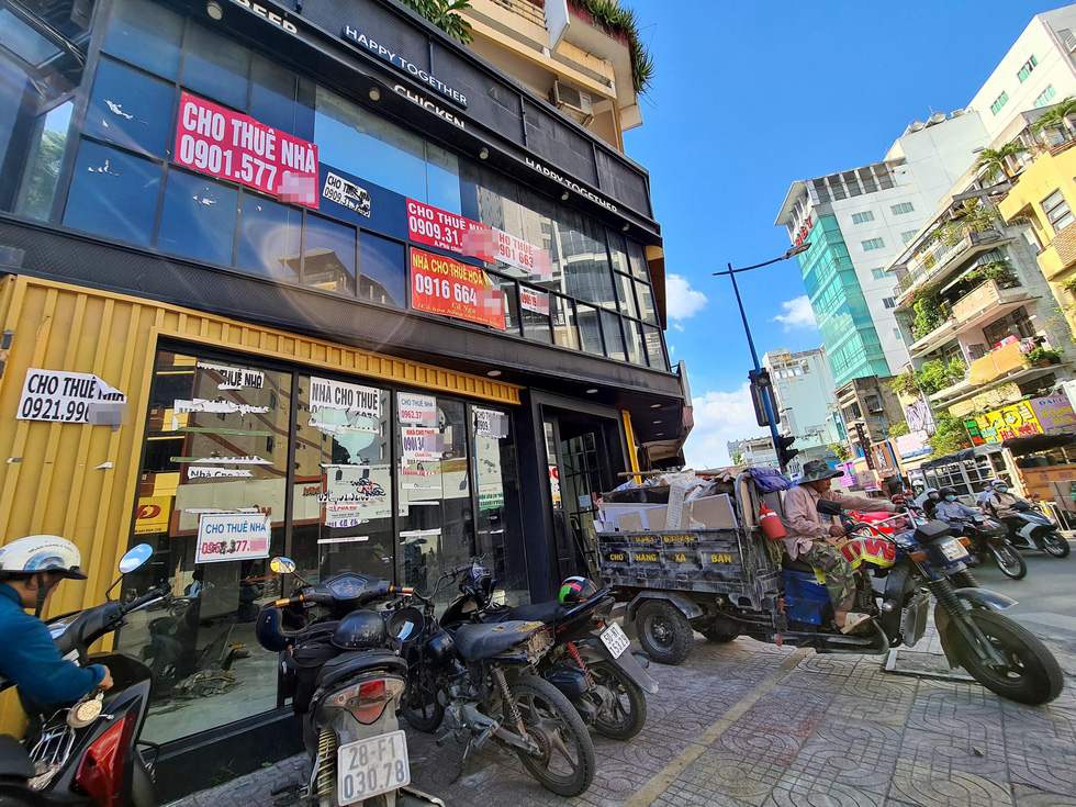 Làn sóng cửa hiệu rời phố lớn, tìm mặt bằng phố nhỏ vừa rẻ vừa đẹp - Ảnh 1.