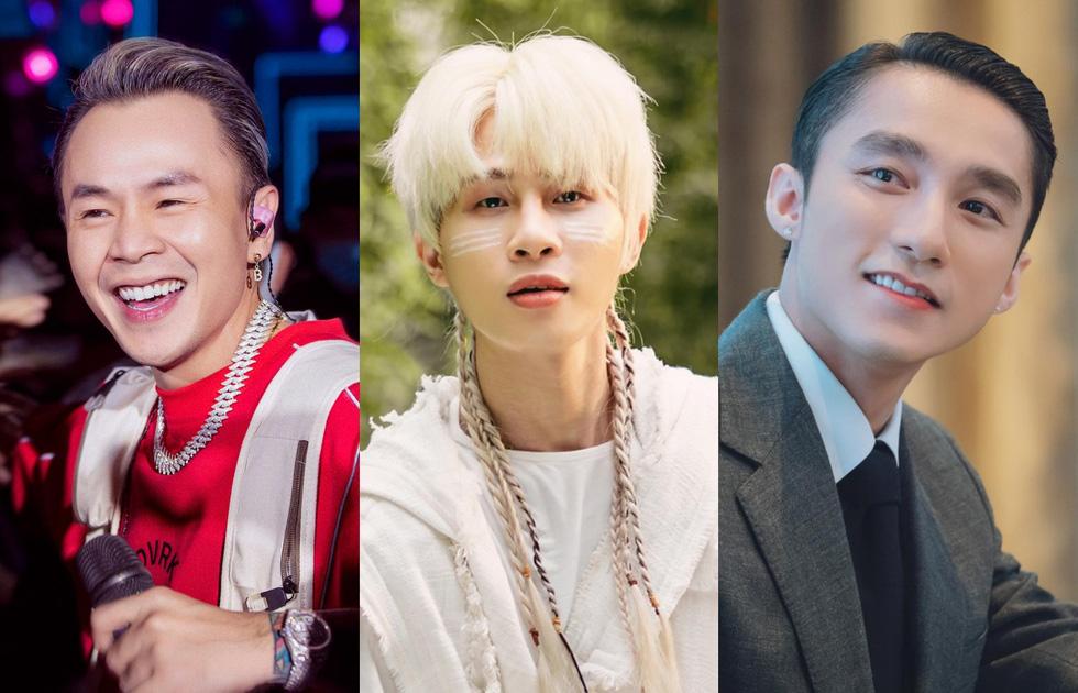 Đề cử Cống hiến, Làn sóng xanh: Amee và Tùng Dương dẫn đầu, các rapper gây tranh luận - Ảnh 5.