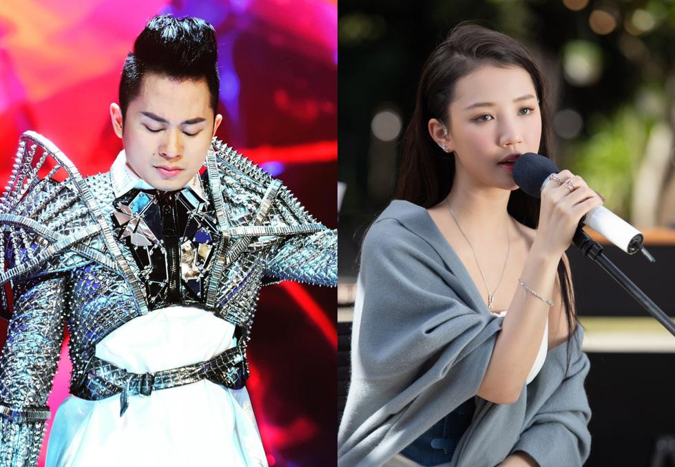 Đề cử Cống hiến, Làn sóng xanh: Amee và Tùng Dương dẫn đầu, các rapper gây tranh luận - Ảnh 1.