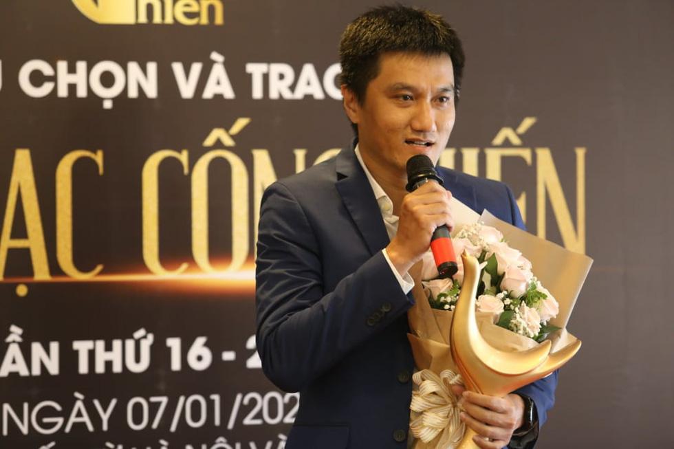 Giải Cống hiến 2021: Tùng Dương và Rap Việt thắng lớn - Ảnh 3.