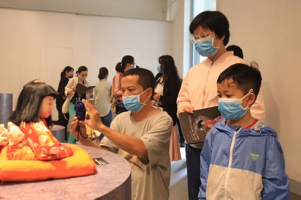 Với người Nhật, búp bê là người bạn tâm tình, đại diện cho cảm xúc của chủ nhân - Ảnh 6.