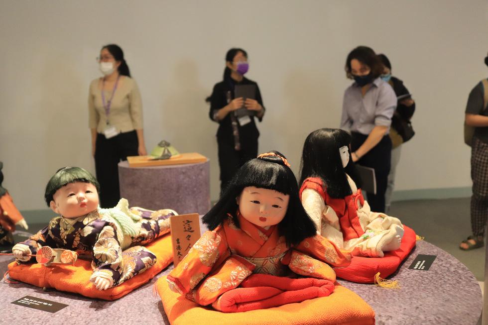 Với người Nhật, búp bê là người bạn tâm tình, đại diện cho cảm xúc của chủ nhân - Ảnh 8.