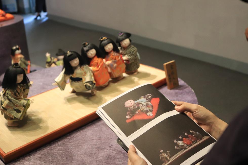 Với người Nhật, búp bê là người bạn tâm tình, đại diện cho cảm xúc của chủ nhân - Ảnh 11.