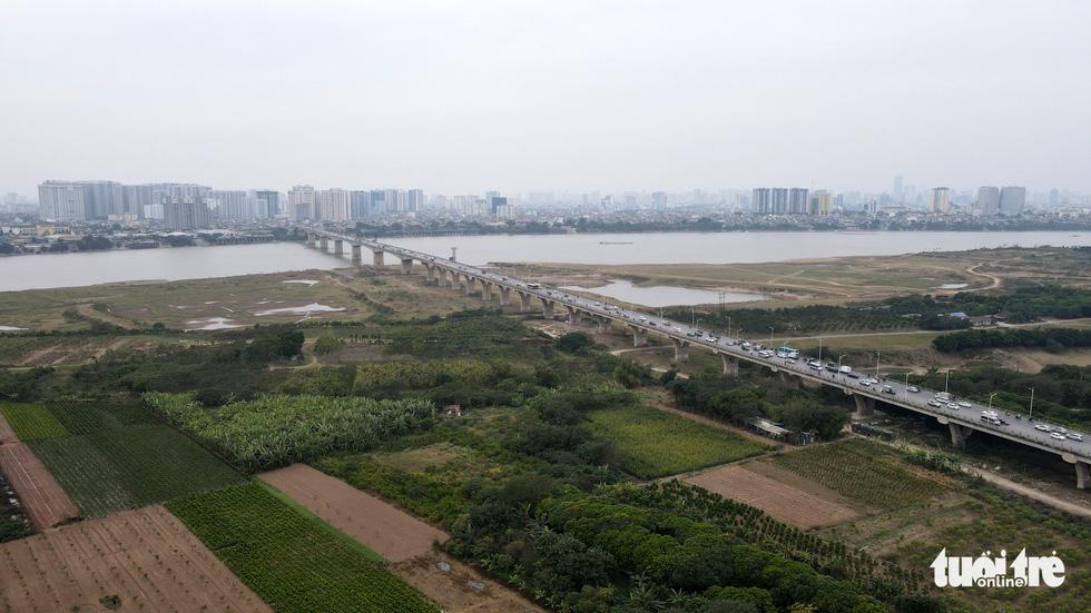 Hà Nội: Thông xe nút giao thông quan trọng phía Đông, khởi công cầu Vĩnh Tuy 2 - Ảnh 6.
