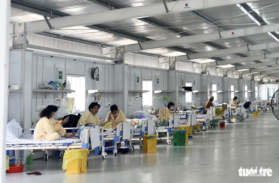 TP.HCM đang ở đâu trong bộ tiêu chí phân loại cấp độ dịch bệnh của Bộ Y tế? - Ảnh 3.
