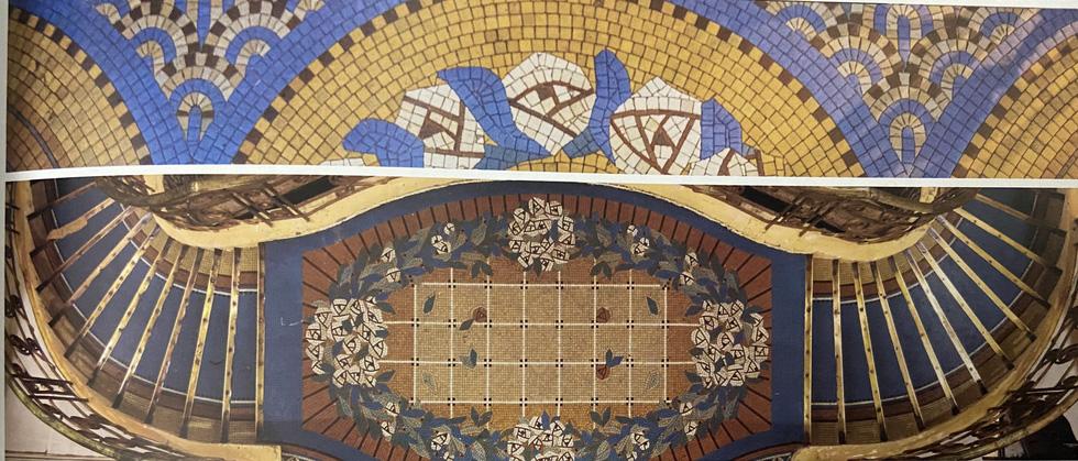 Thảm gạch mosaic của thương xá Tax bây giờ ra sao? - Ảnh 2.