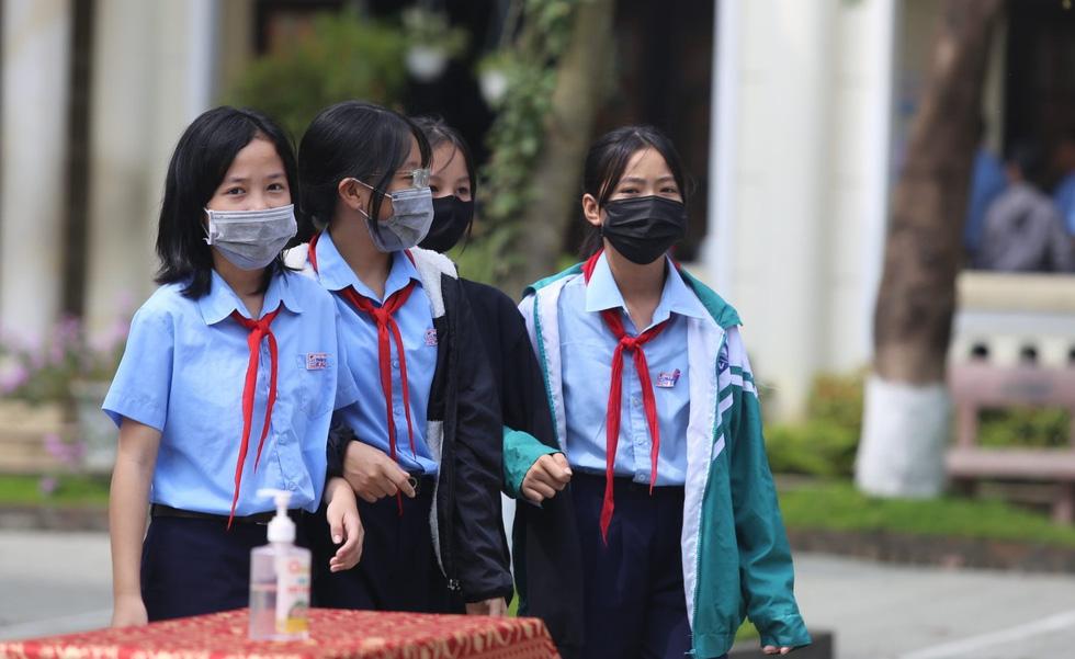 Lịch học trở lại sau tết của 44 tỉnh, thành phố, thêm Đồng Nai công bố lịch mới - Ảnh 2.