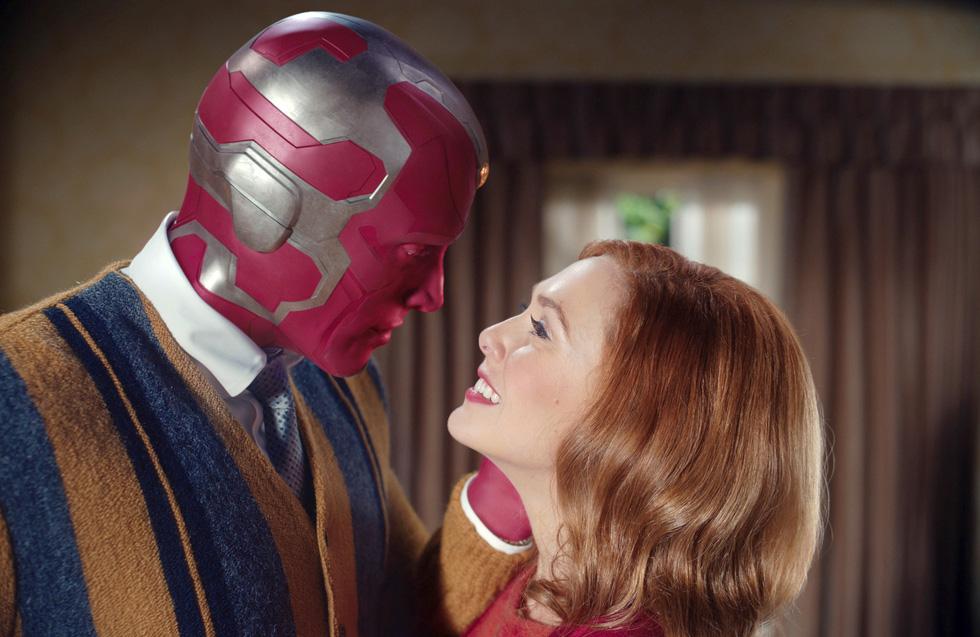 Khi nữ siêu anh hùng Marvel đau đớn vì tình yêu - Ảnh 2.