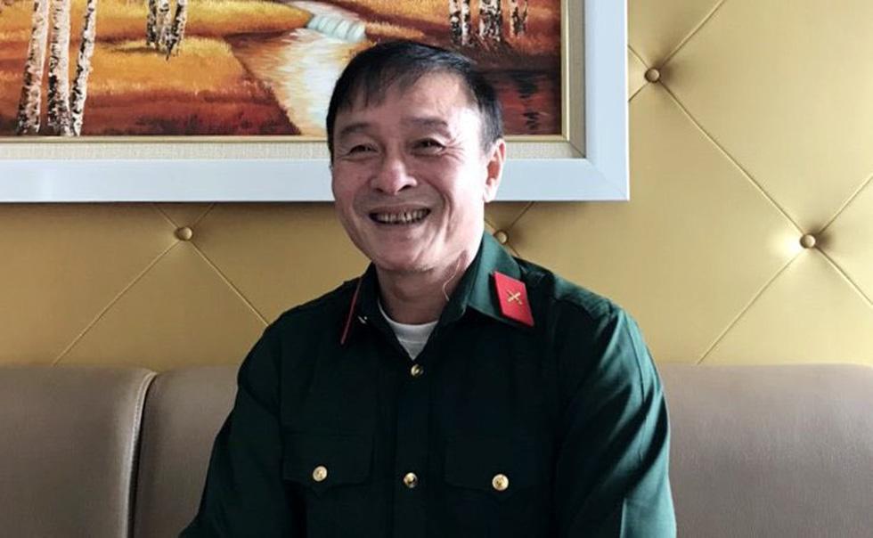 Ông Nguyễn Văn Kính - chủ tịch hội đồng quản trị, tổng giám đốc Công ty cổ phần Vân Thanh (Cẩm Phả, Quảng Ninh)