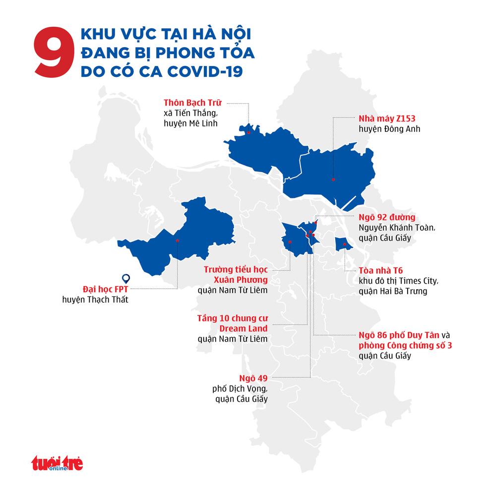 Bộ trưởng Y tế: Kiểm soát dịch ở Hà Nội có thể lâu hơn - Ảnh 2.