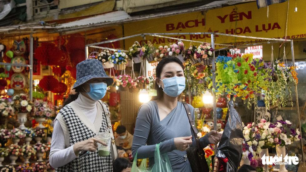 Đi chợ Hàng Lược 500 năm tuổi - Ảnh 6.