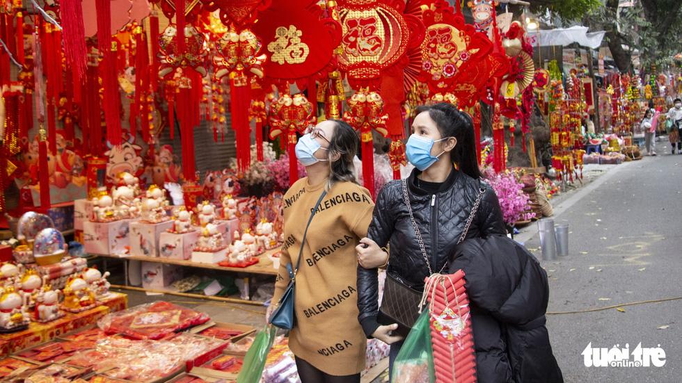 Đi chợ Hàng Lược 500 năm tuổi - Ảnh 4.