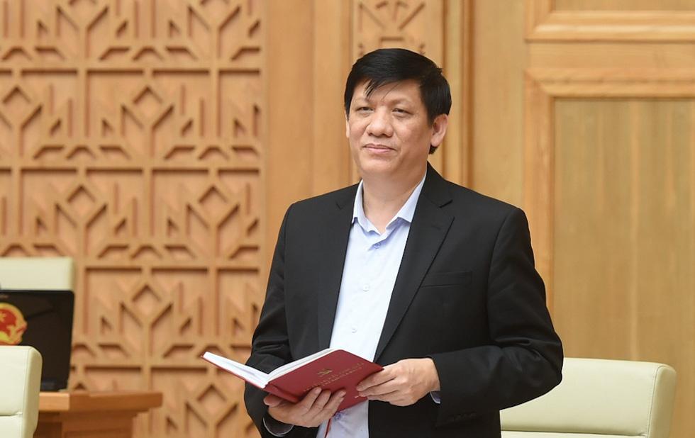 Bộ trưởng Y tế: Kiểm soát dịch ở Hà Nội có thể lâu hơn - Ảnh 1.