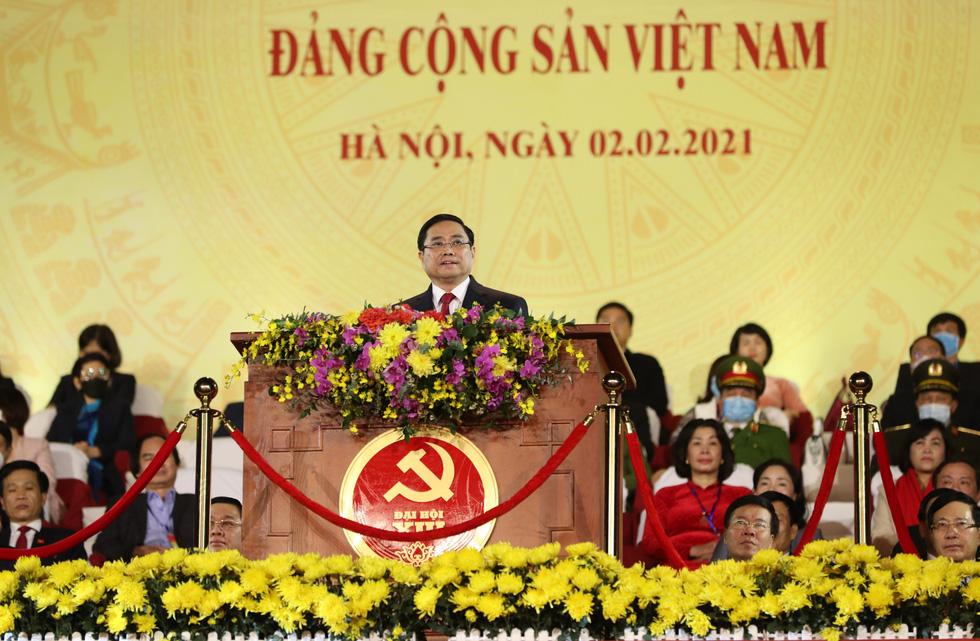 Rực rỡ Khát vọng - Tỏa sáng chào mừng thành công Đại hội Đảng - Ảnh 1.