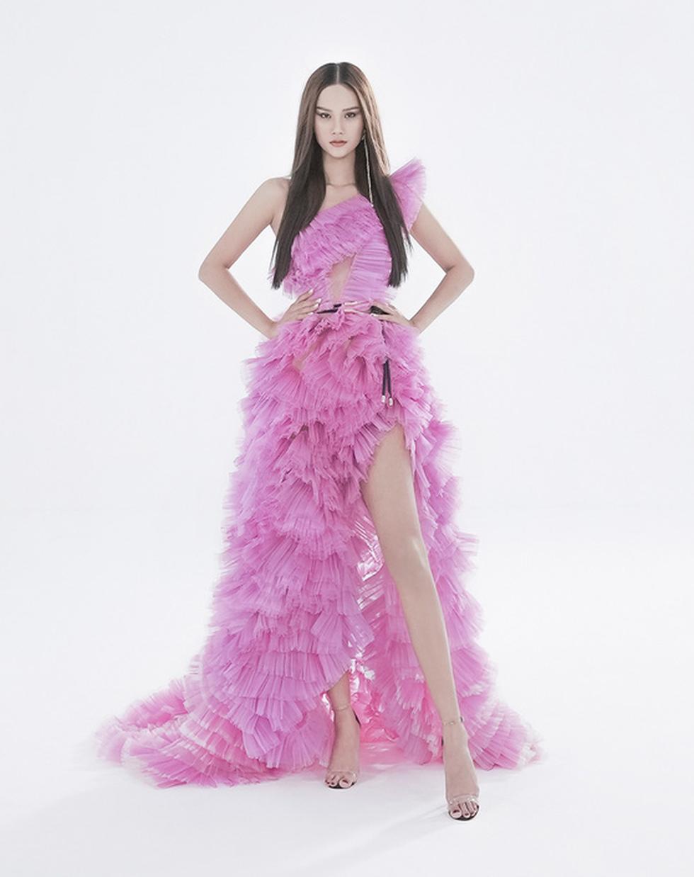 Trần Hùng công bố bộ sưu tập ấn tượng La Muse đến London Fashion Week - Ảnh 12.