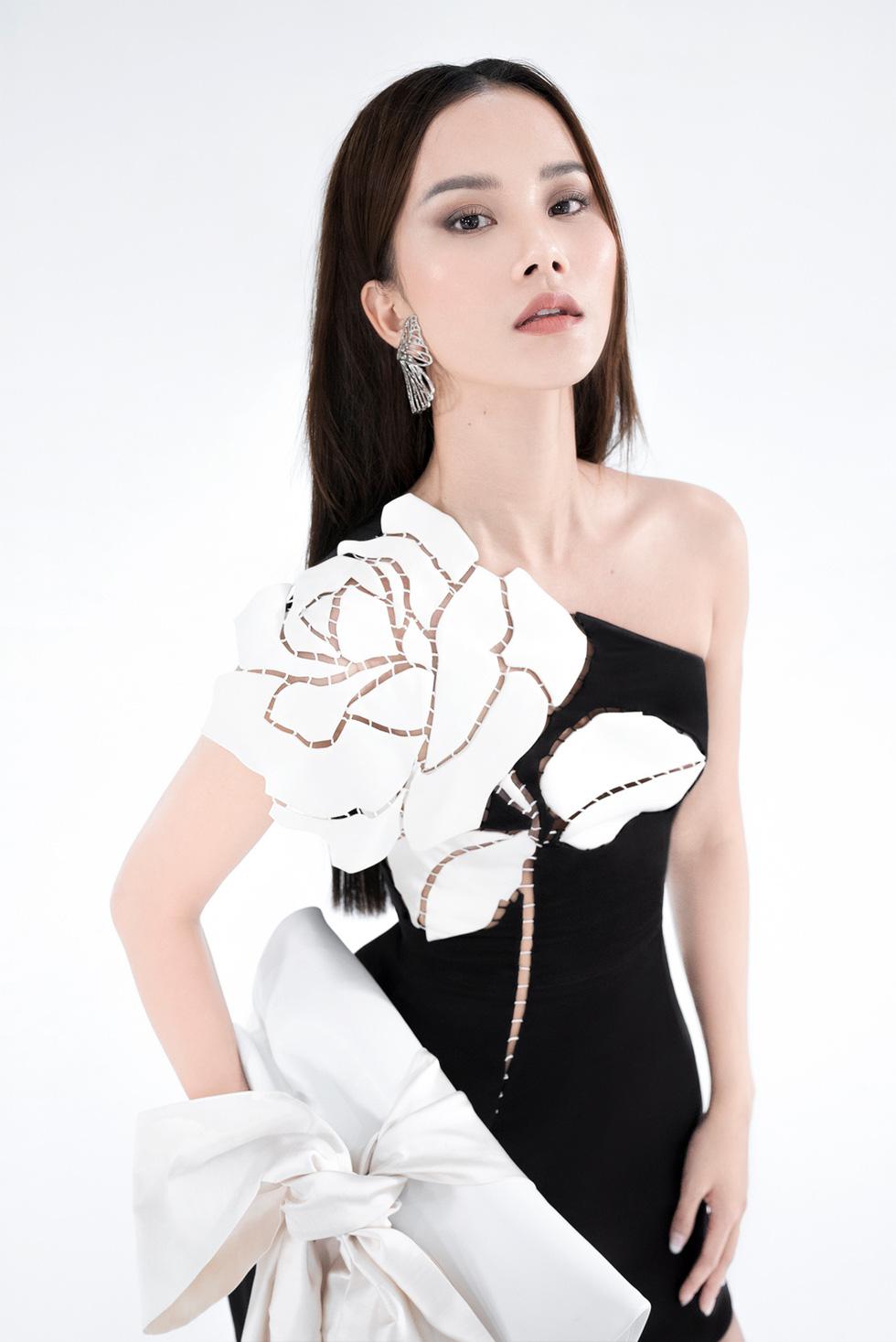 Trần Hùng công bố bộ sưu tập ấn tượng La Muse đến London Fashion Week - Ảnh 5.