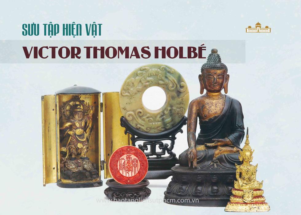 Xem những báu vật chưa thể trưng bày của Bảo tàng Lịch sử TP.HCM qua mạng - Ảnh 1.