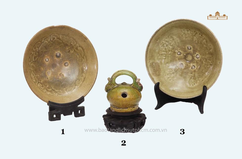 Xem những báu vật chưa thể trưng bày của Bảo tàng Lịch sử TP.HCM qua mạng - Ảnh 9.