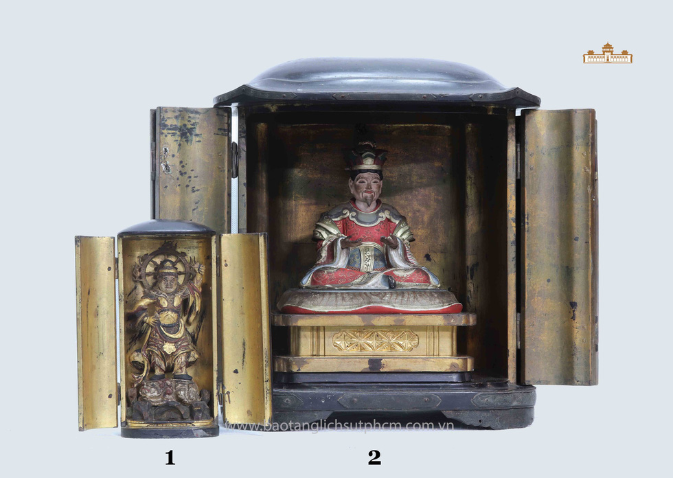 Xem những báu vật chưa thể trưng bày của Bảo tàng Lịch sử TP.HCM qua mạng - Ảnh 7.