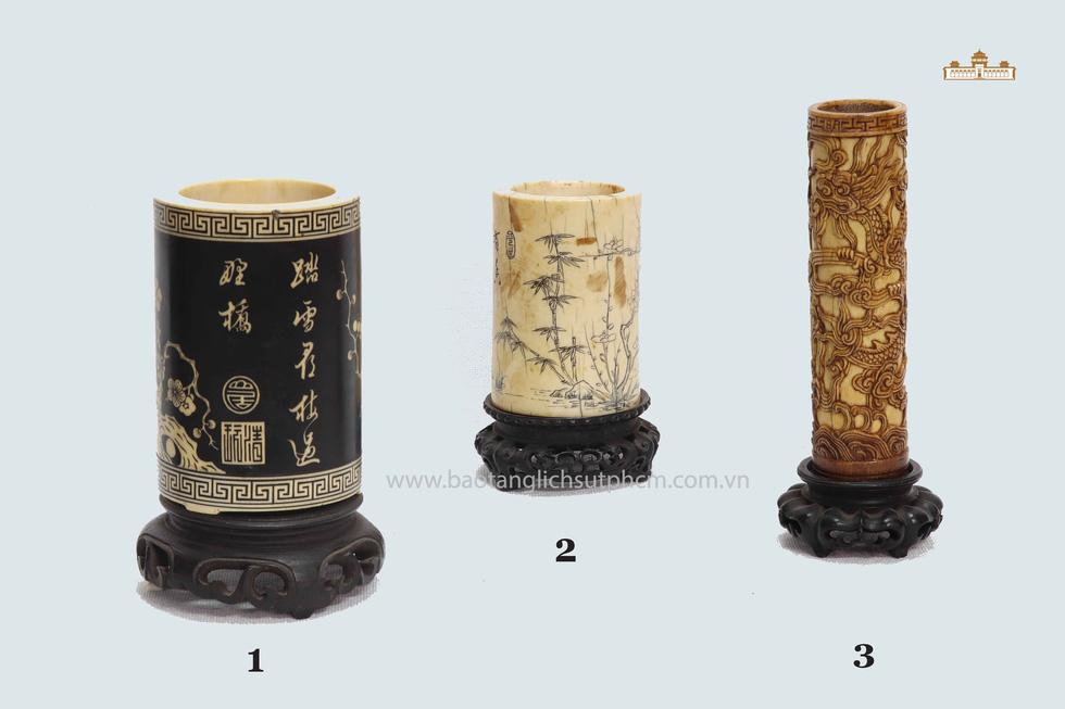 Xem những báu vật chưa thể trưng bày của Bảo tàng Lịch sử TP.HCM qua mạng - Ảnh 8.