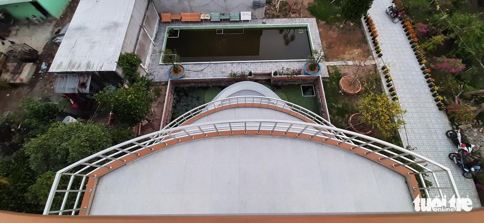 Quá mê du thuyền, nông dân miền Tây chi 5 tỉ đồng xây 'nhà du thuyền' độc đáo - Ảnh 6.