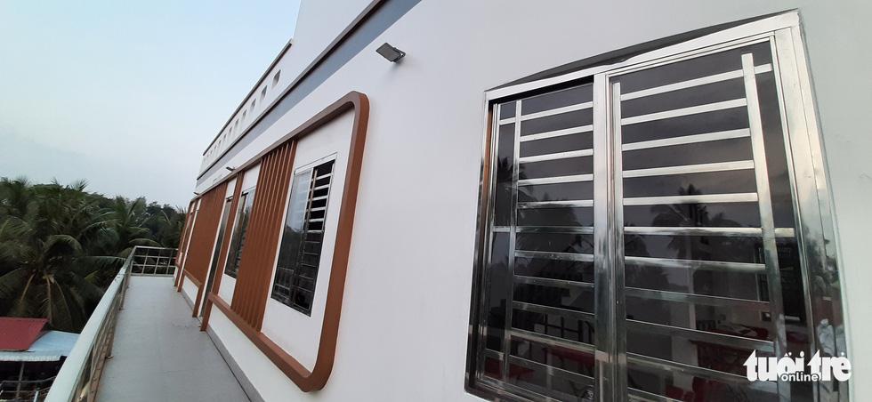Quá mê du thuyền, nông dân miền Tây chi 5 tỉ đồng xây 'nhà du thuyền' độc đáo - Ảnh 5.