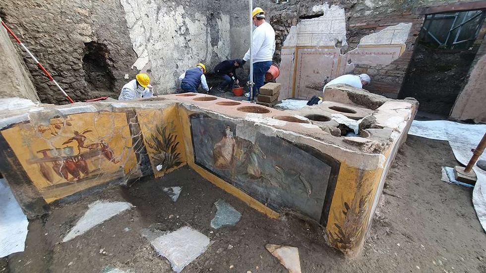Tìm thấy xe ngựa rước lễ nguyên vẹn hơn 2.000 năm tuổi - Ảnh 4.