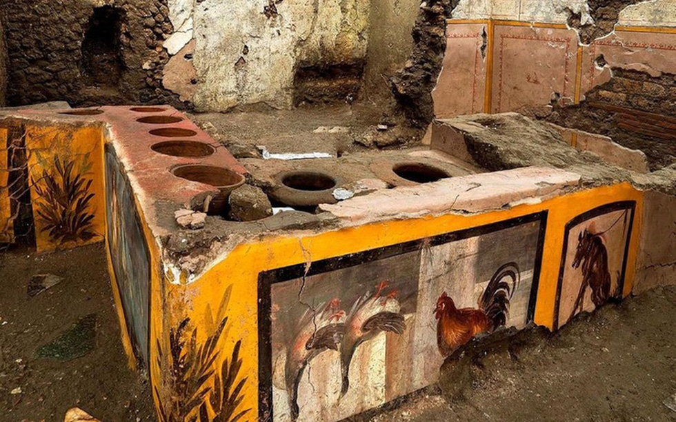 Tìm thấy xe ngựa rước lễ nguyên vẹn hơn 2.000 năm tuổi - Ảnh 5.
