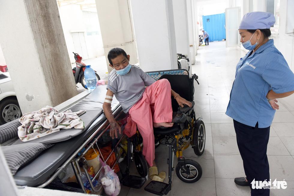 17 năm đón Tết trong bệnh viện của người đàn ông chạy thận - Ảnh 7.