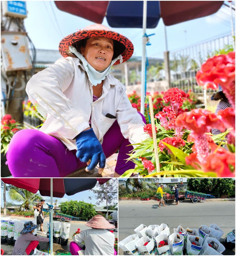 Vườn hoa Sa Đéc tết năm COVID thứ hai qua ống kính OPPO Reno5 - Ảnh 8.