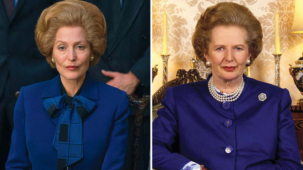 Thủ tướng Margaret Thatcher, Công nương Diana, Thái tử Charles giành Quả cầu vàng 2021 - Ảnh 10.