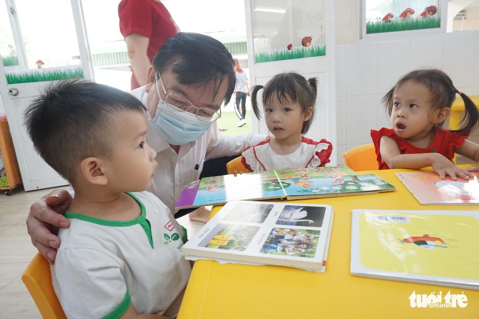 TP.HCM: Hơn 80% học sinh trở lại trường trong ngày 1-3 - Ảnh 3.