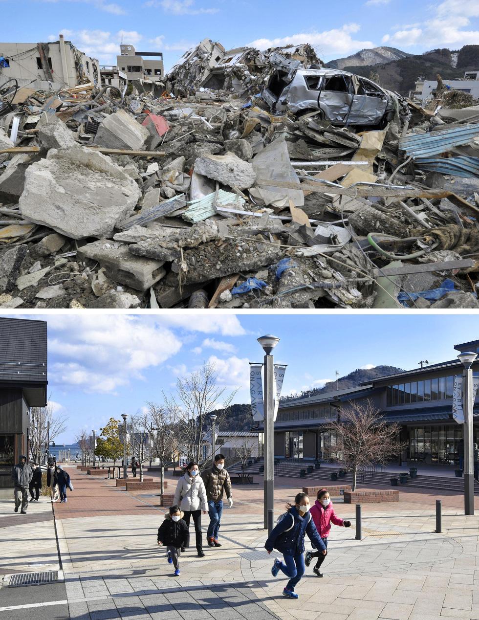 Nhật hoàng Naruhito: Đừng bao giờ quên bài học Fukushima - Ảnh 4.