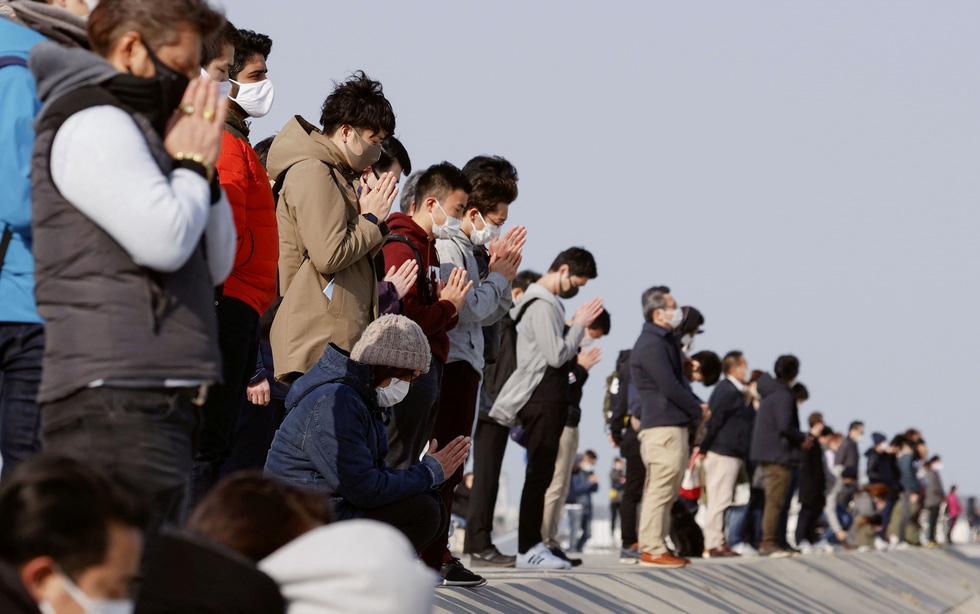 Nhật hoàng Naruhito: Đừng bao giờ quên bài học Fukushima - Ảnh 2.