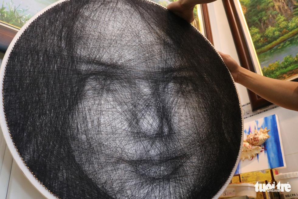 Chàng trai 9X làm tranh chân dung đinh nhờ thuật toán - Ảnh 5.