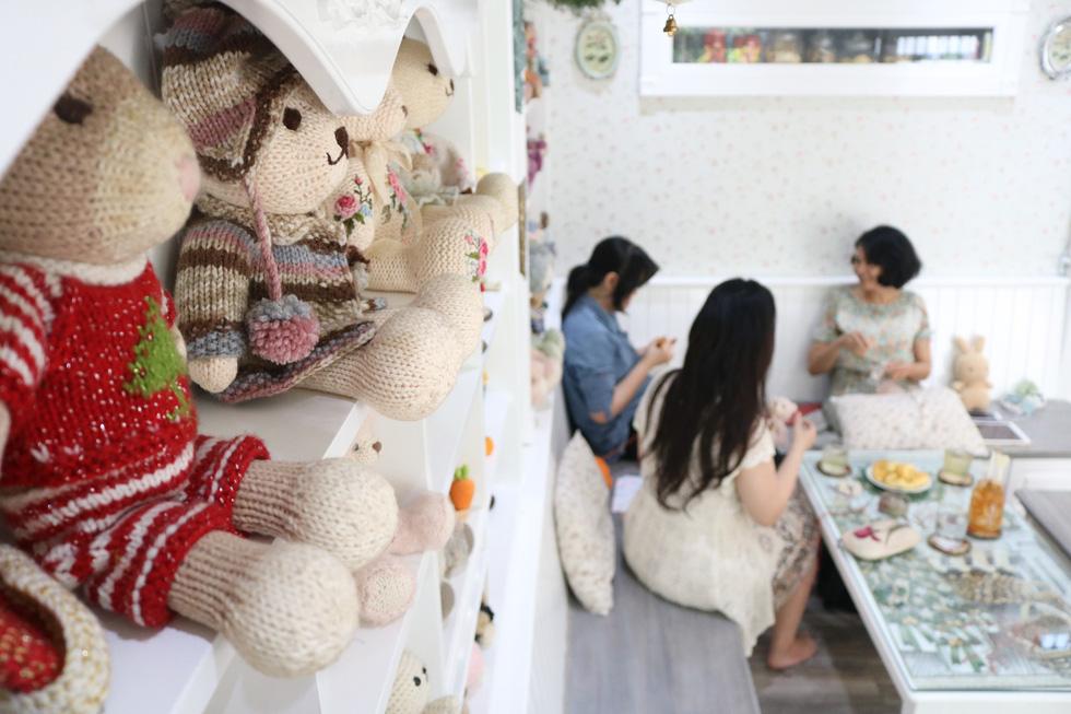 Ngắm căn nhà handmade nhỏ xinh giữa lòng Sài Gòn - Ảnh 9.