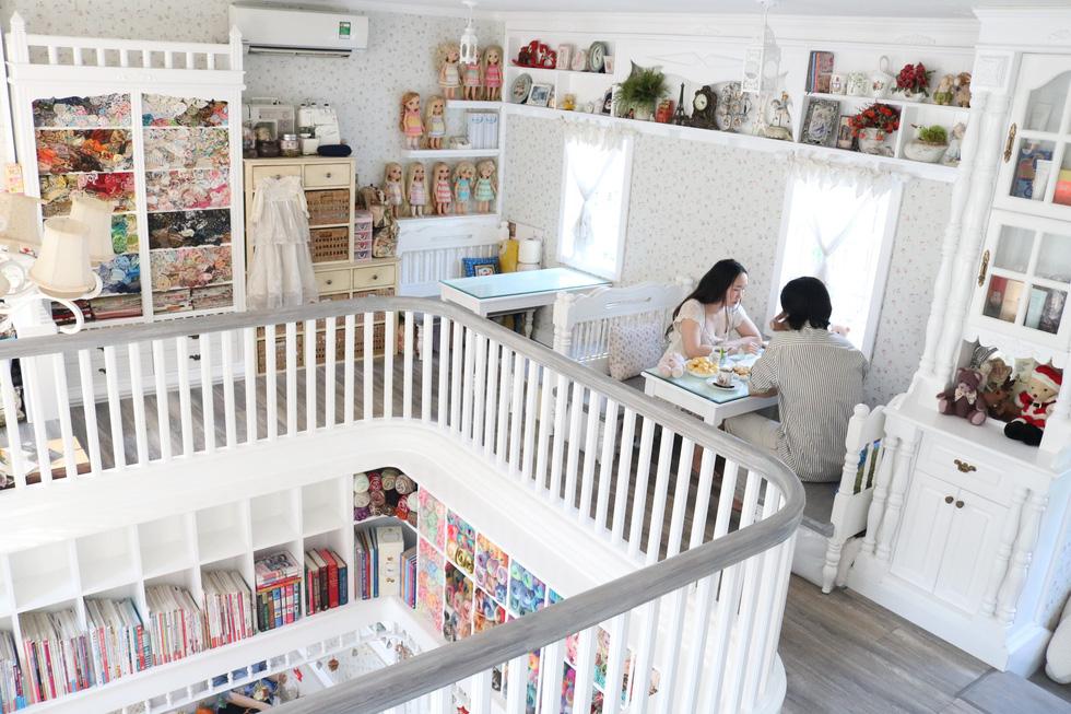 Ngắm căn nhà handmade nhỏ xinh giữa lòng Sài Gòn - Ảnh 6.