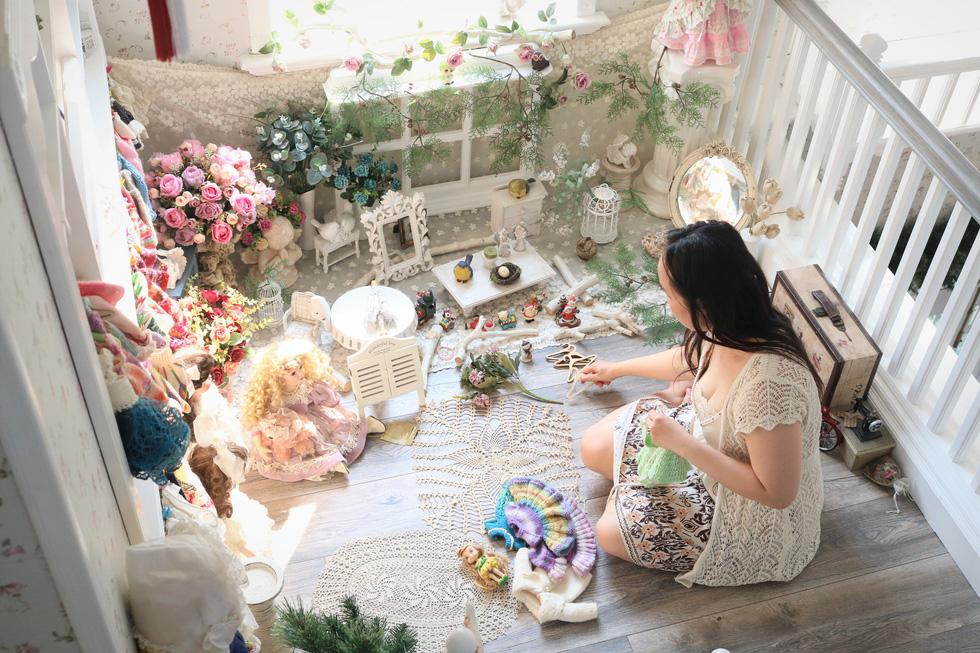 Ngắm căn nhà handmade nhỏ xinh giữa lòng Sài Gòn - Ảnh 7.