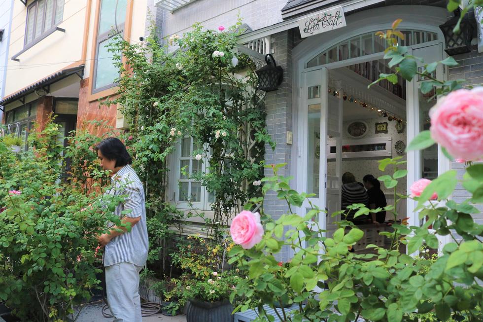 Ngắm căn nhà handmade nhỏ xinh giữa lòng Sài Gòn - Ảnh 10.