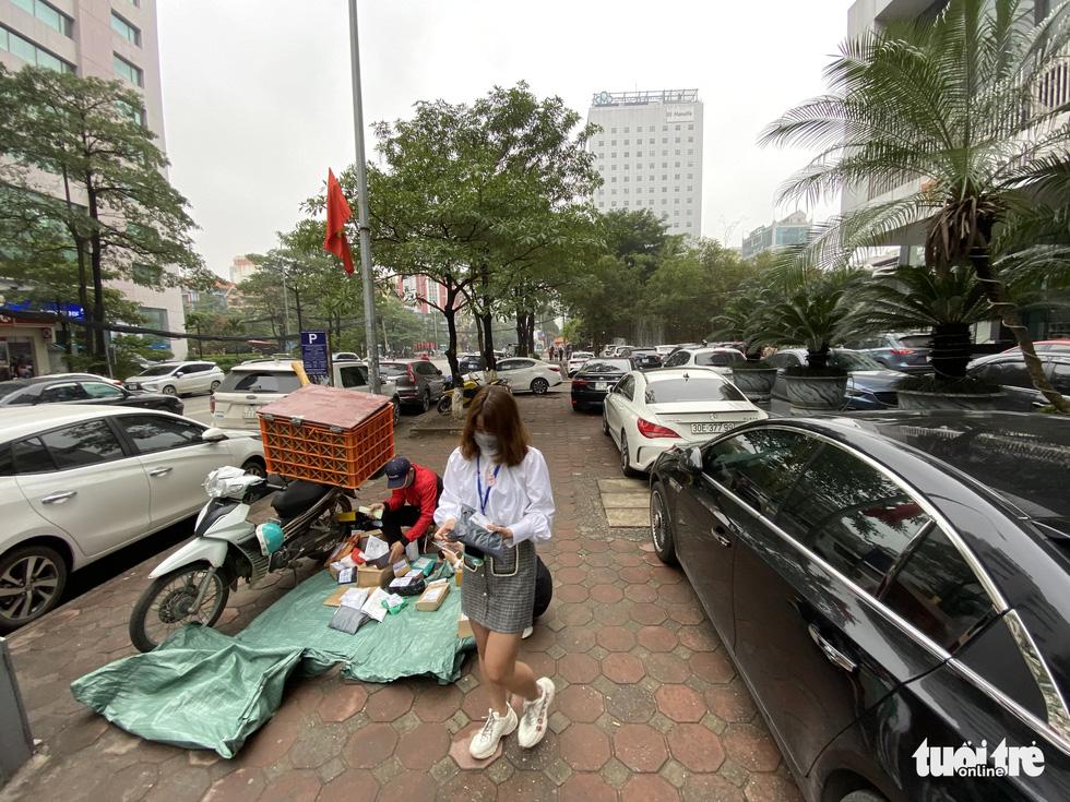 'Muốn làm thêm bãi đỗ xe trong khu đô thị cần sự đồng thuận của người dân' - Ảnh 2.