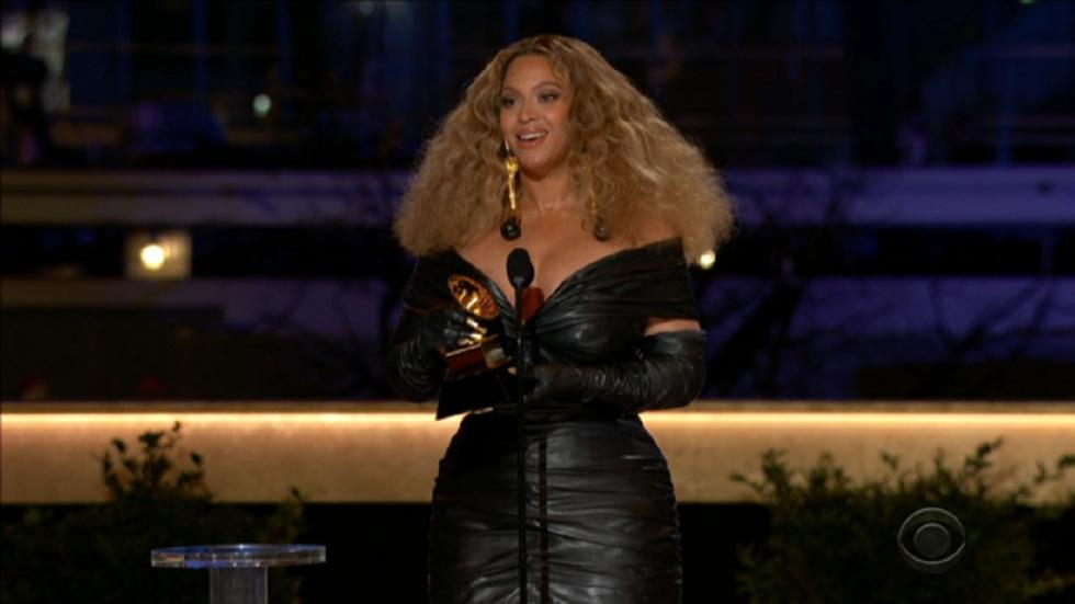 Beyoncé làm nên lịch sử với 28 giải thưởng ở Grammy 2021 - Ảnh 1.