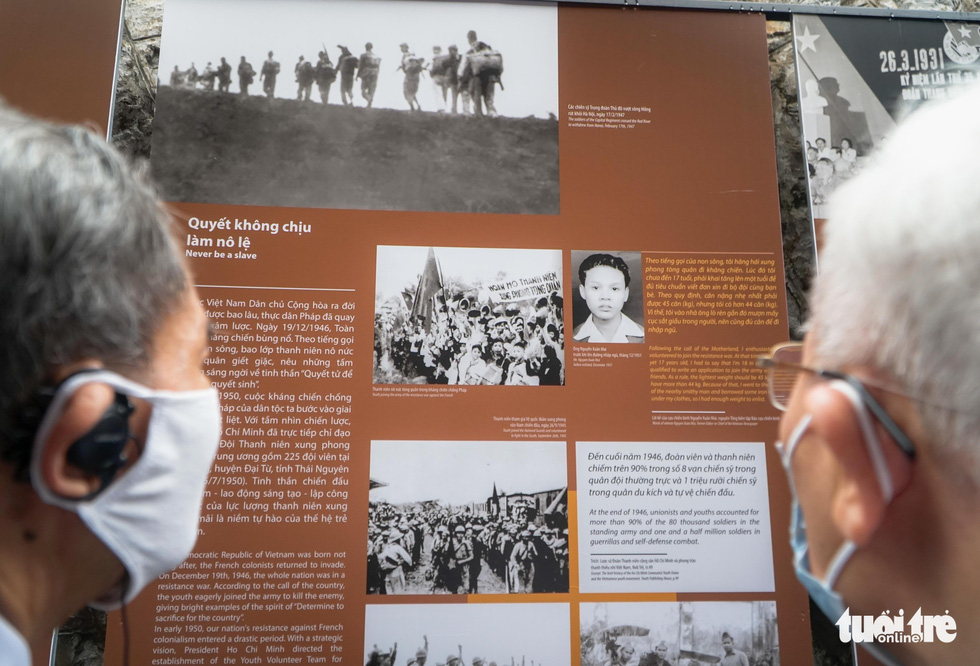 Di tích nhà tù Hỏa Lò vừa ra mắt trưng bày Một thời sôi nổi - Ảnh 5.