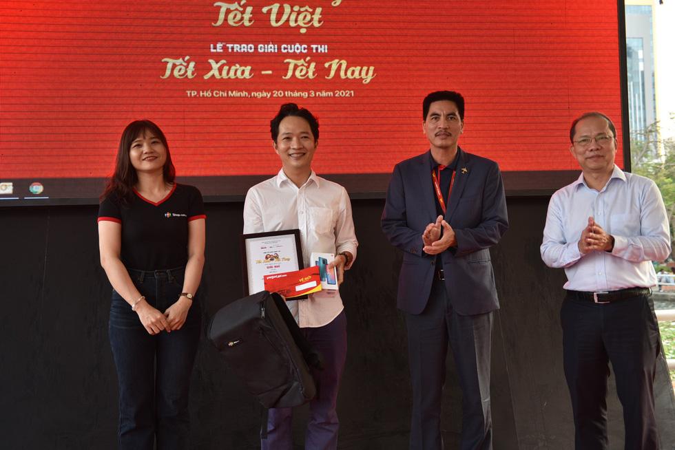 Tổng kết chương trình Online cùng Tết Việt và trao giải cuộc thi Tết xưa - Tết nay - Ảnh 8.