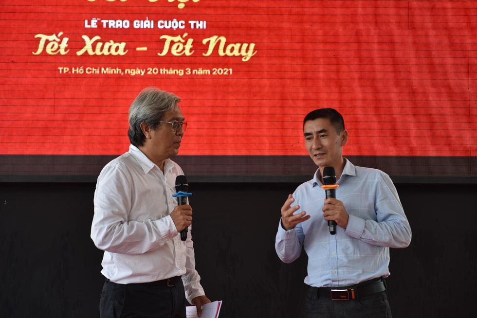 Tổng kết chương trình Online cùng Tết Việt và trao giải cuộc thi Tết xưa - Tết nay - Ảnh 11.