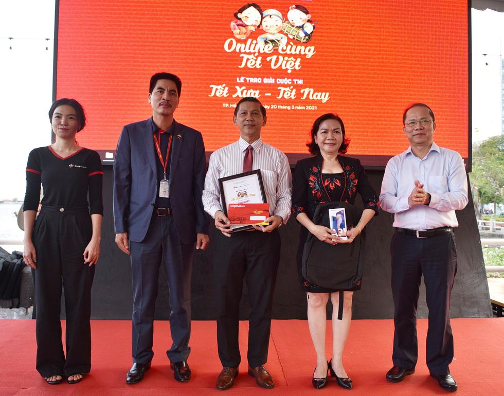 Tổng kết chương trình Online cùng Tết Việt và trao giải cuộc thi Tết xưa - Tết nay - Ảnh 13.
