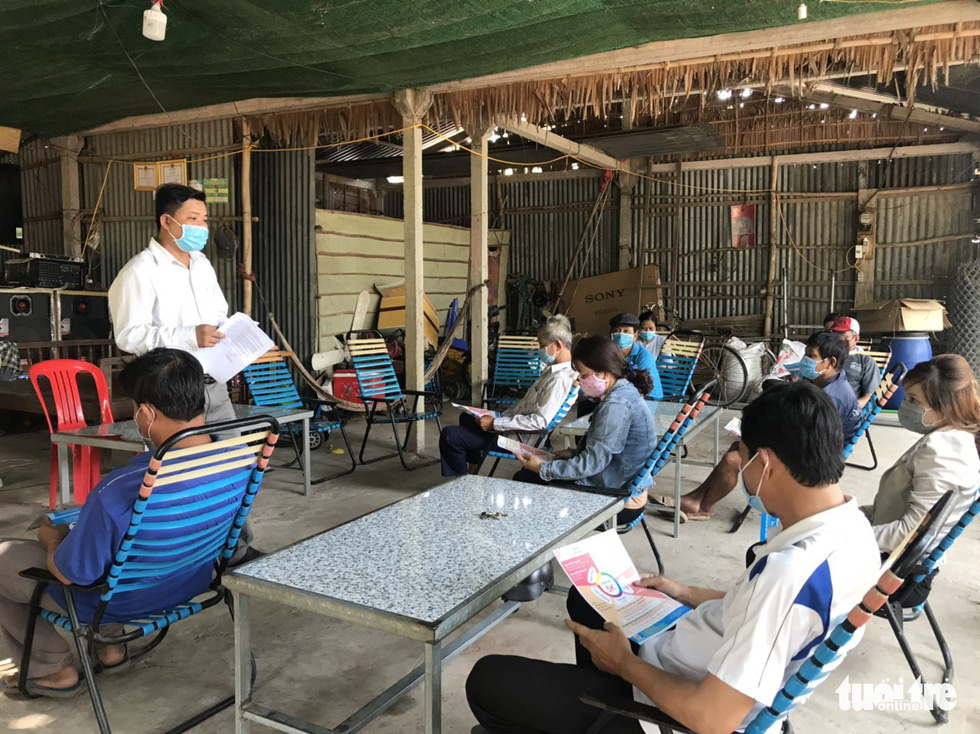 Chia nhỏ quân 'siết' biên giới Campuchia để ngăn dịch COVID-19 - Ảnh 6.