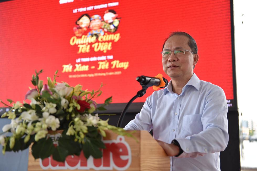 Tổng kết chương trình Online cùng Tết Việt và trao giải cuộc thi Tết xưa - Tết nay - Ảnh 3.