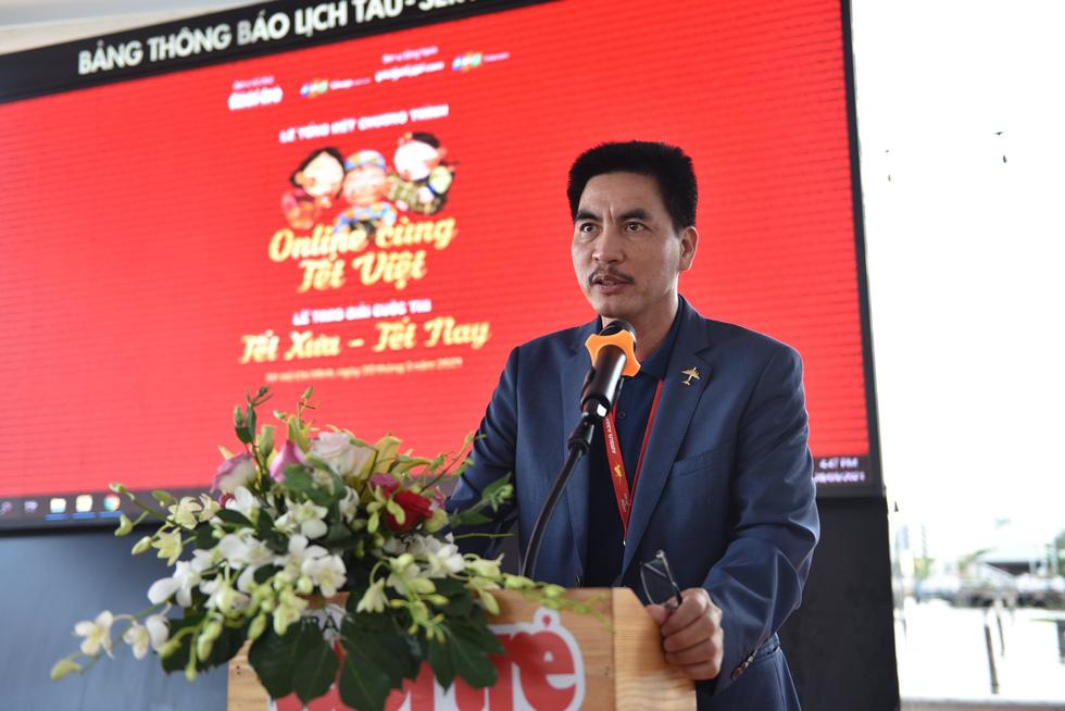 Tổng kết chương trình Online cùng Tết Việt và trao giải cuộc thi Tết xưa - Tết nay - Ảnh 4.